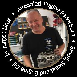 Aircooled Engine - Jürgen Linse - VW Käfer Motorbau
