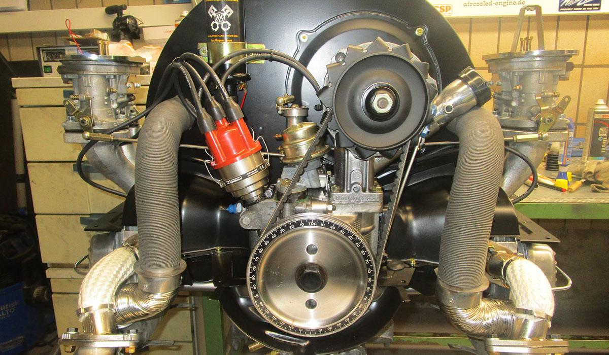 Volkswagen TYP 1 Motor